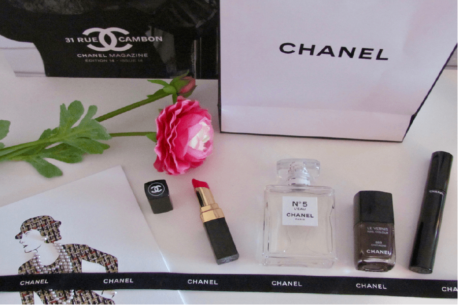 Mes indispensables Chanel Make-up