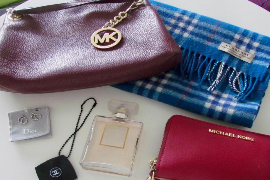 5 marques de Luxe que j'adore