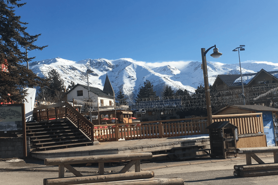Un week-end à Auron